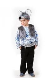 Детский костюм мышонка в стиле гжель
