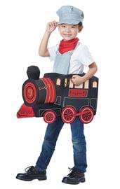 Детский костюм машиниста паровоза