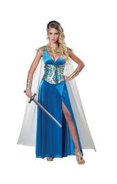 Костюм великолепной королевы воинов
