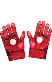 Детские перчатки Железного Человека