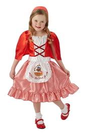 Костюм милой Красной Шапочки для детей