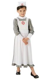 Костюм военной медсестры для детей