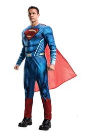 Костюм Супермена для взрослых