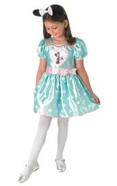 Платье Минни Маус мятного цвета