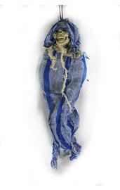 Подвесная мумия-скелет