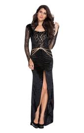 Платье темной королевы
