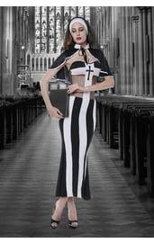 Костюм непокорной монахини
