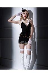 Эротический костюм бортпроводницы
