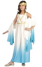Детский костюм греческой богини