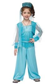 Костюм арабской принцессы детский