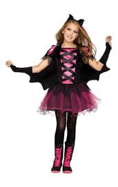 Подростковый костюм летучей мыши