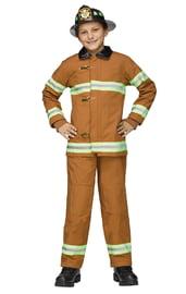 Подростковый костюм пожарного Dlx