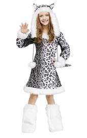 Детский костюм Снежного Барса