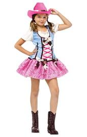 Детский костюм Девочки с родео