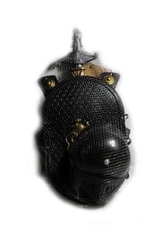 Набор рыцаря черный