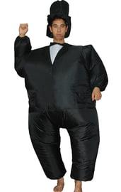 Надувной костюм Смокинг