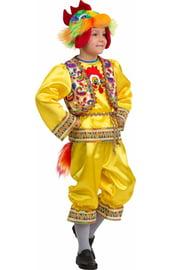 Атласный костюм Петушка