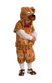 Плюшевый костюм собачки