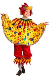 Яркий костюм петушка