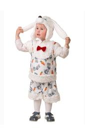 Костюм беленького зайчонка