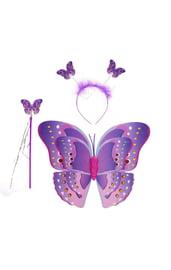 Карнавальный набор Бабочка фиолетовая