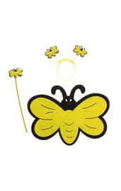 Карнавальный набор Желтая бабочка