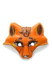 Пластиковая маска Лиса