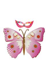 Детский набор Бабочка розовая