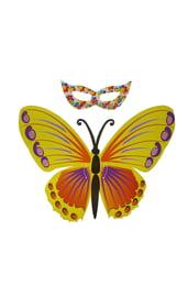 Детский набор Бабочка желтая