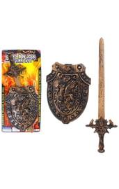 Рыцарский набор оружия