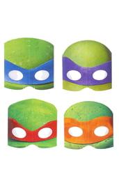 Набор масок Черепашки-ниндзя