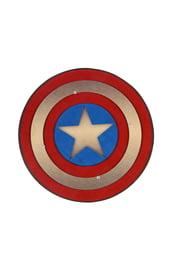 Деревянный щит Капитана Америка