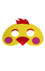 Детская маска Цыпленок