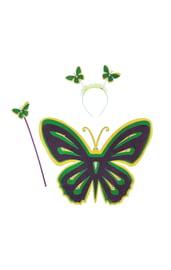 Набор Желто-зеленая бабочка