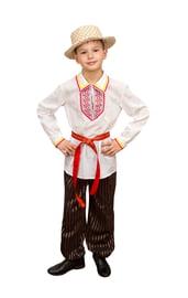 Костюм белорусского мальчика