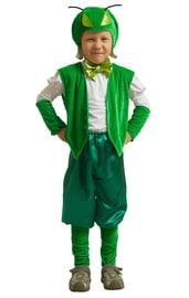 Детский костюм Кузнечик