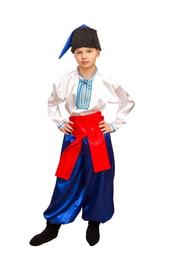 Костюм украинского мальчика