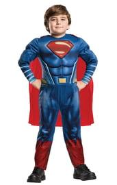 Детский костюм Супермена Deluxe
