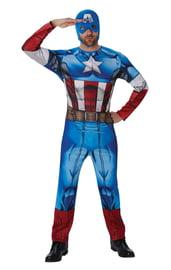 Классический костюм Капитана Америка