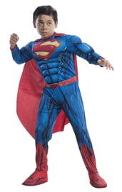 Костюм Супермена Deluxe для детей