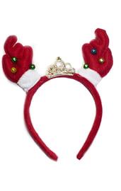 Новогодние рожки с короной