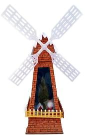Декорация Новогодняя мельница