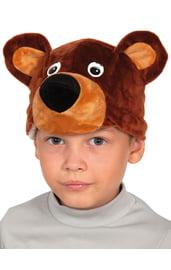 Шапочка-маска Медвежонок