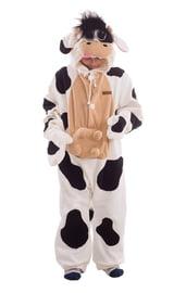 Детская пижама кигуруми Корова