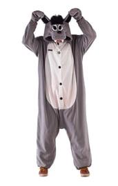 Пижама-кигуруми Волк