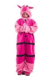 Детская пижама-кигуруми Пятачок