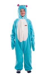 Детская пижама-кигуруми Бегемот