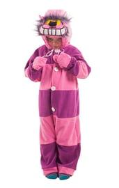 Детская пижама-кигуруми Лунный чеширский кот