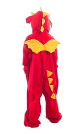 Детская пижама-кигуруми Рубиновый дракон