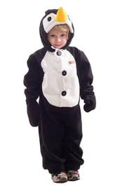 Детская пижама-кигуруми Пингвин